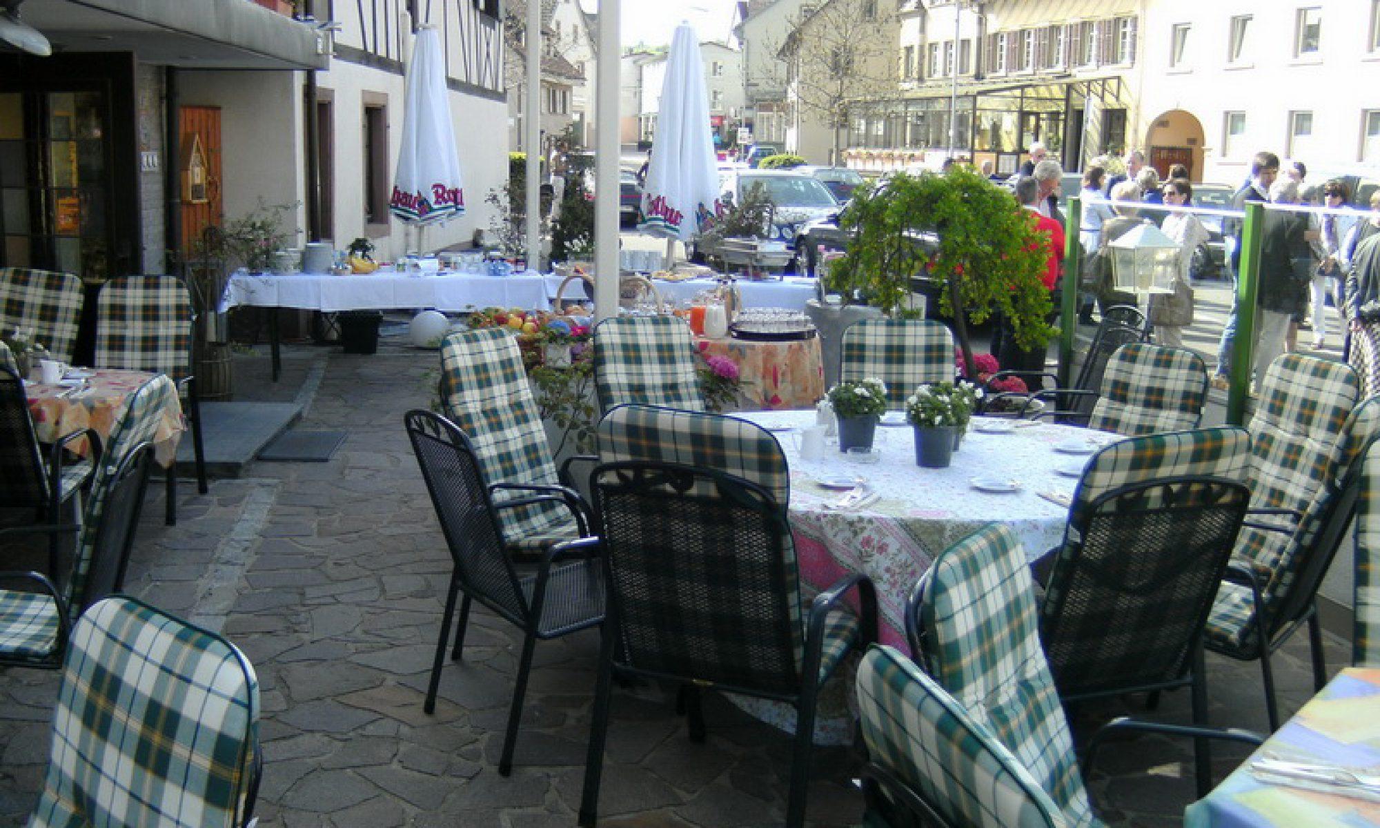 Restaurant Glöggler - Schopfheim